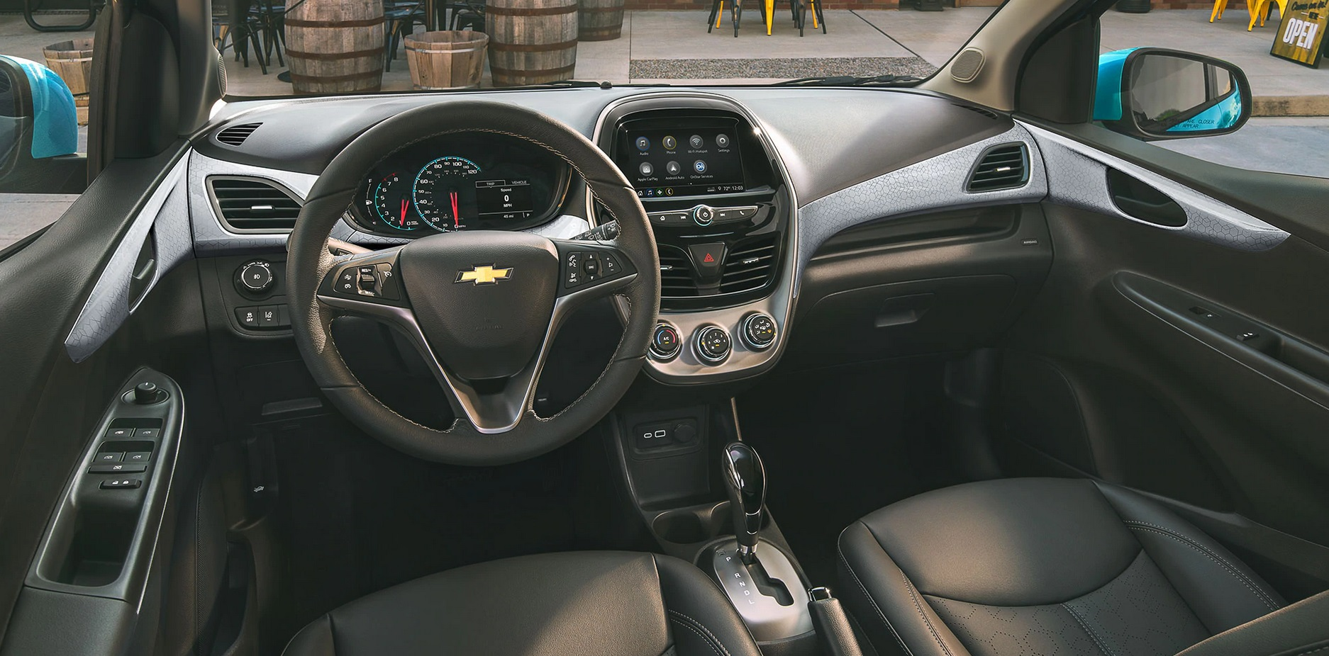 2021 Chevrolet Spark Is America S Cheapest New Car Carscoops