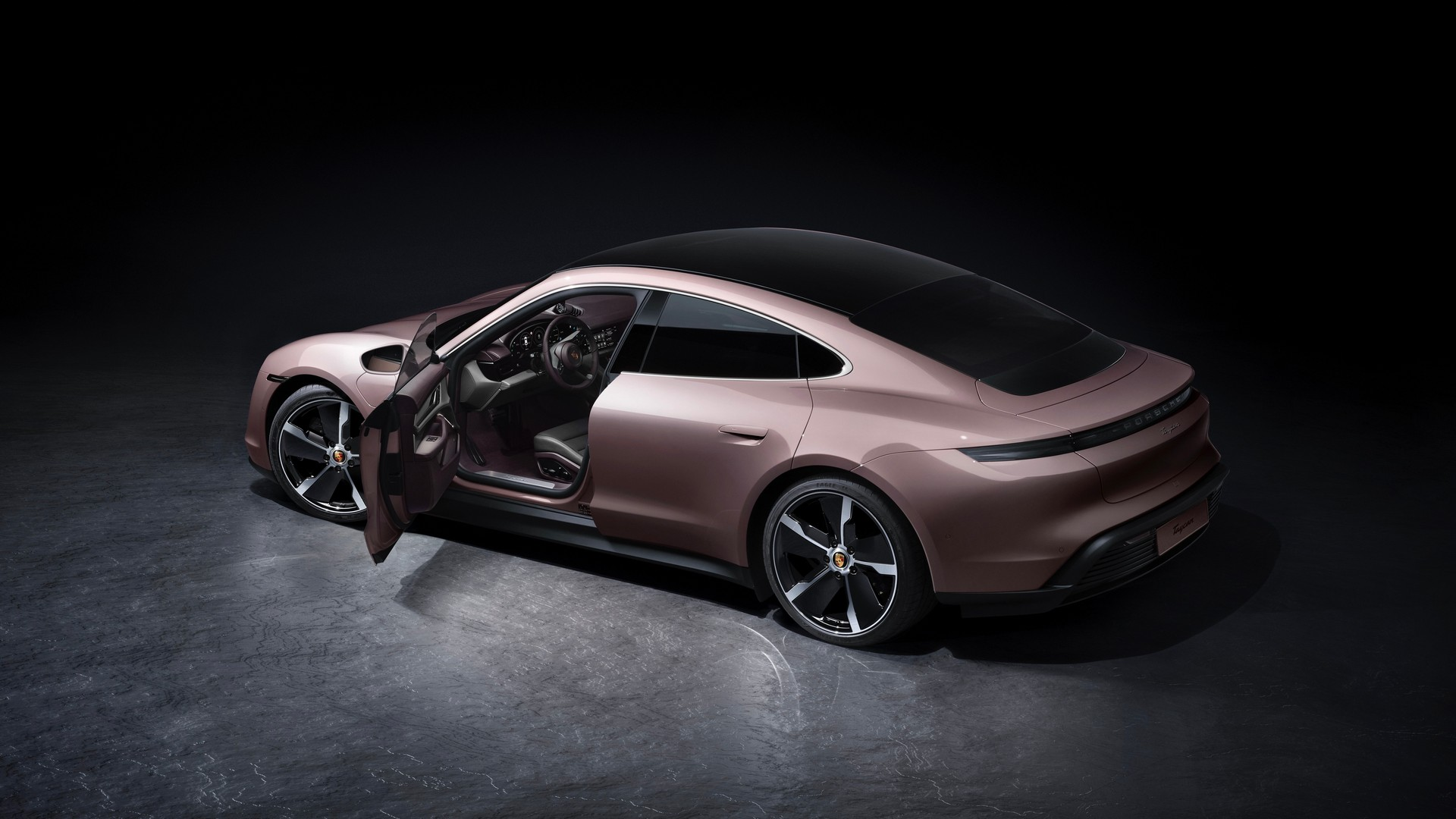 Base rear-wheel-drive 2021 Porsche Taycan coming to United States for $81,250