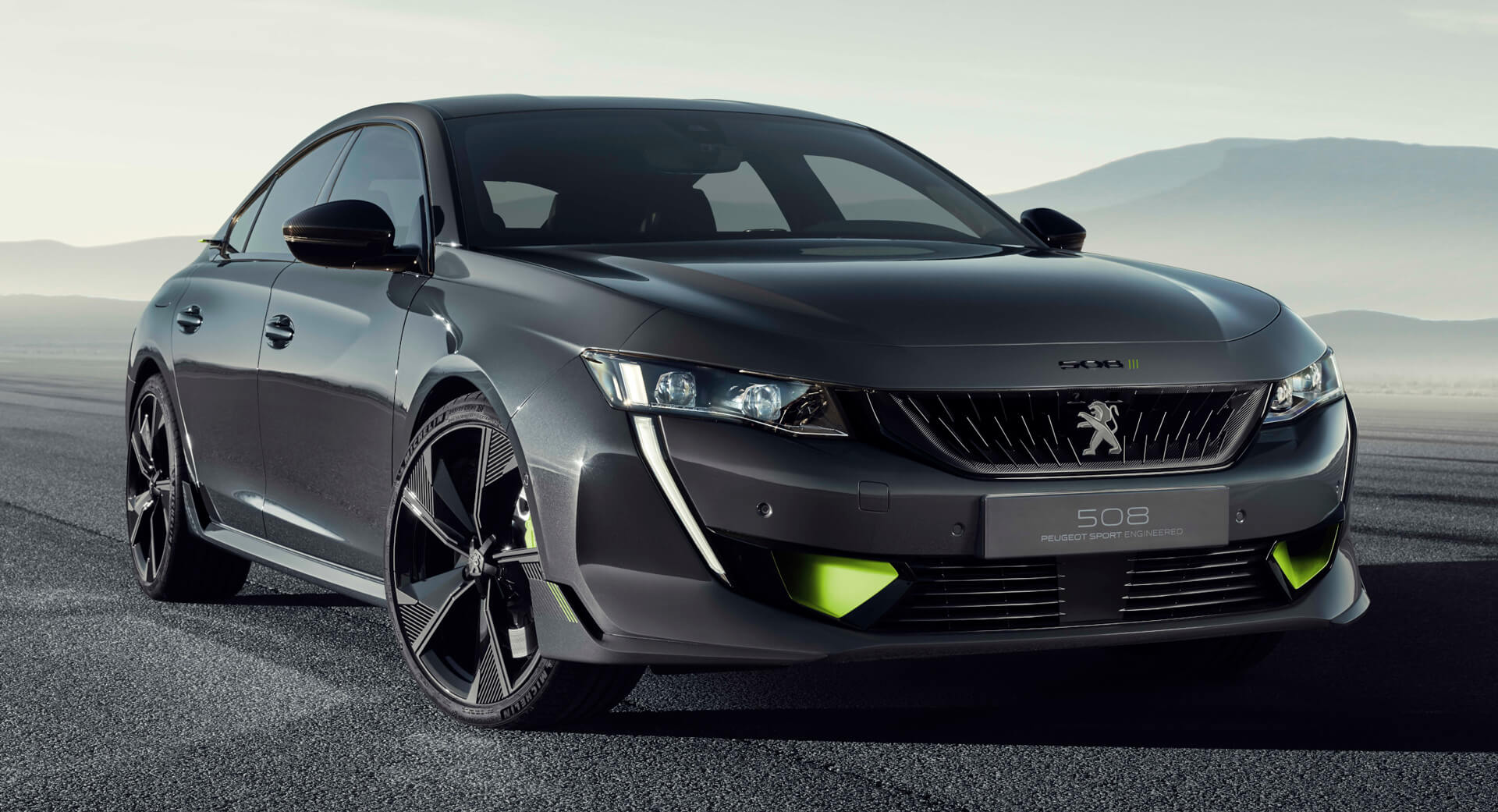 Peugeot 508 PSE PHEV Launched In Germany, Costs More Than BMW's M340i xDrive   Carscoops