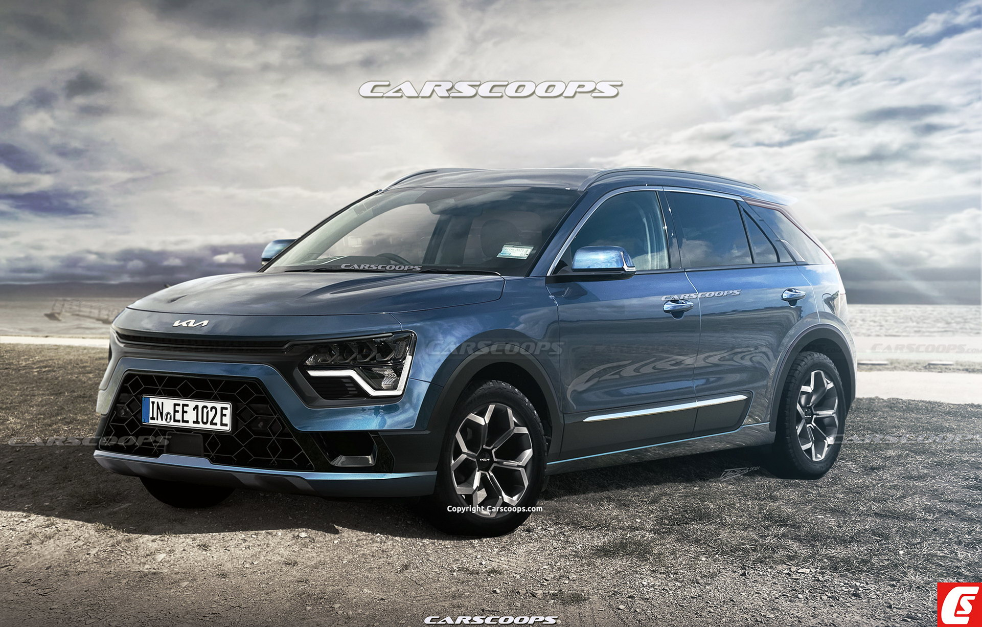 2022 Kia Niro Bold New Looks Powertrains Everything Else We Know Carscoops