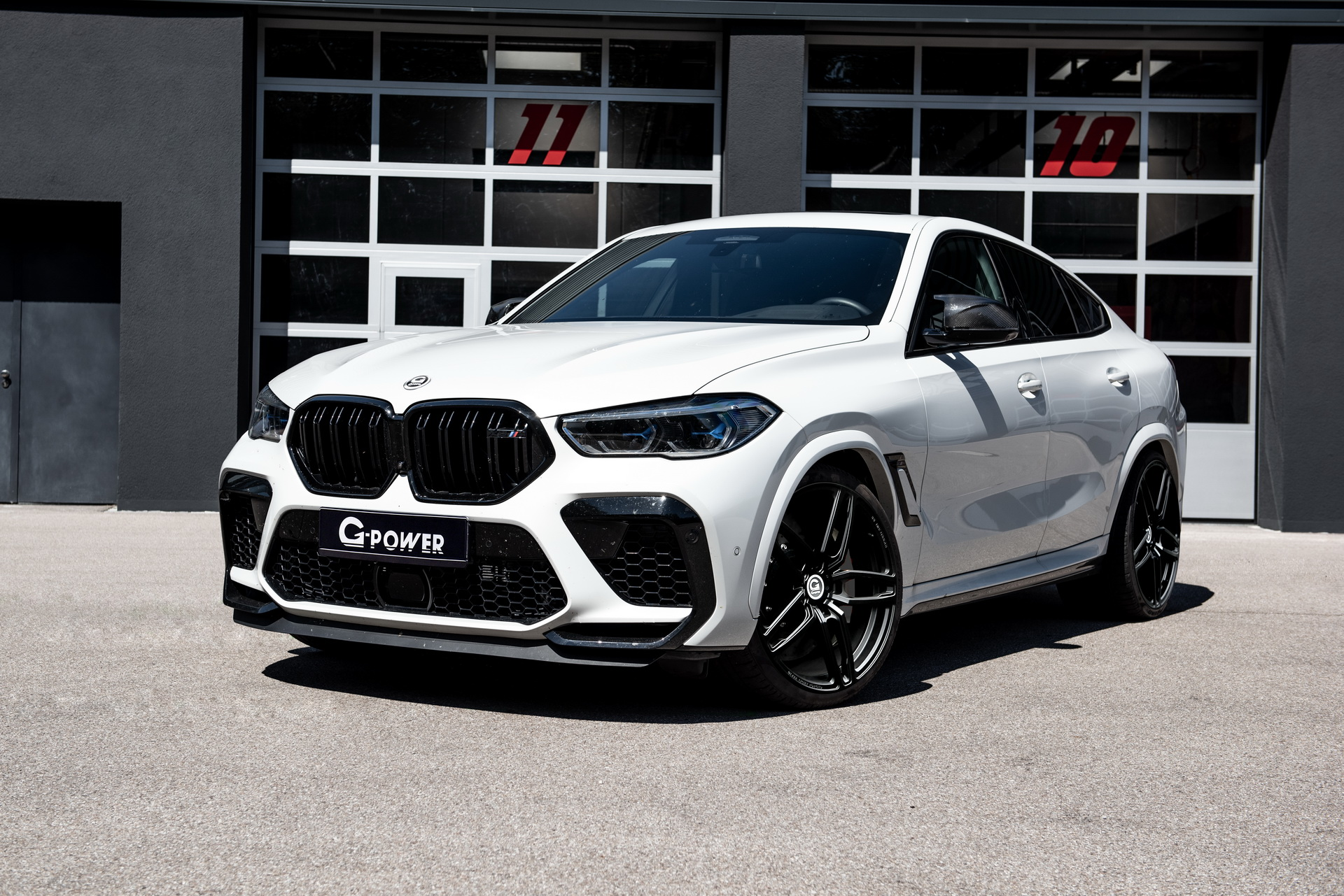G Power S 789 Hp Bmw X6 M Competition Is An Absurdly Powerful Super Suv Carscoops