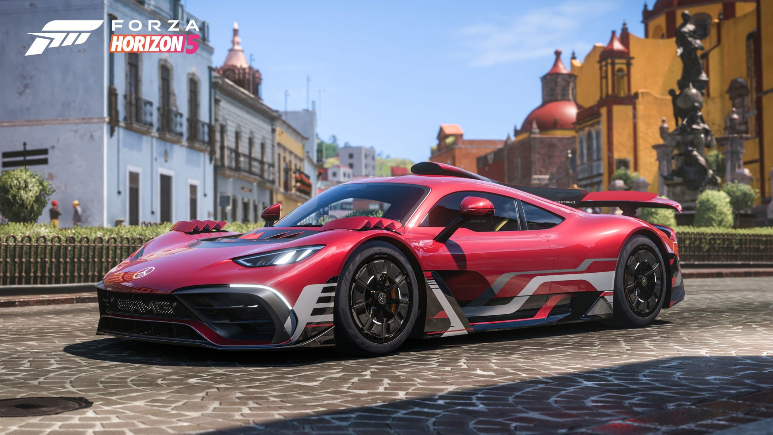 Full Map Revealed For Mexico-Based Forza Horizon 5
