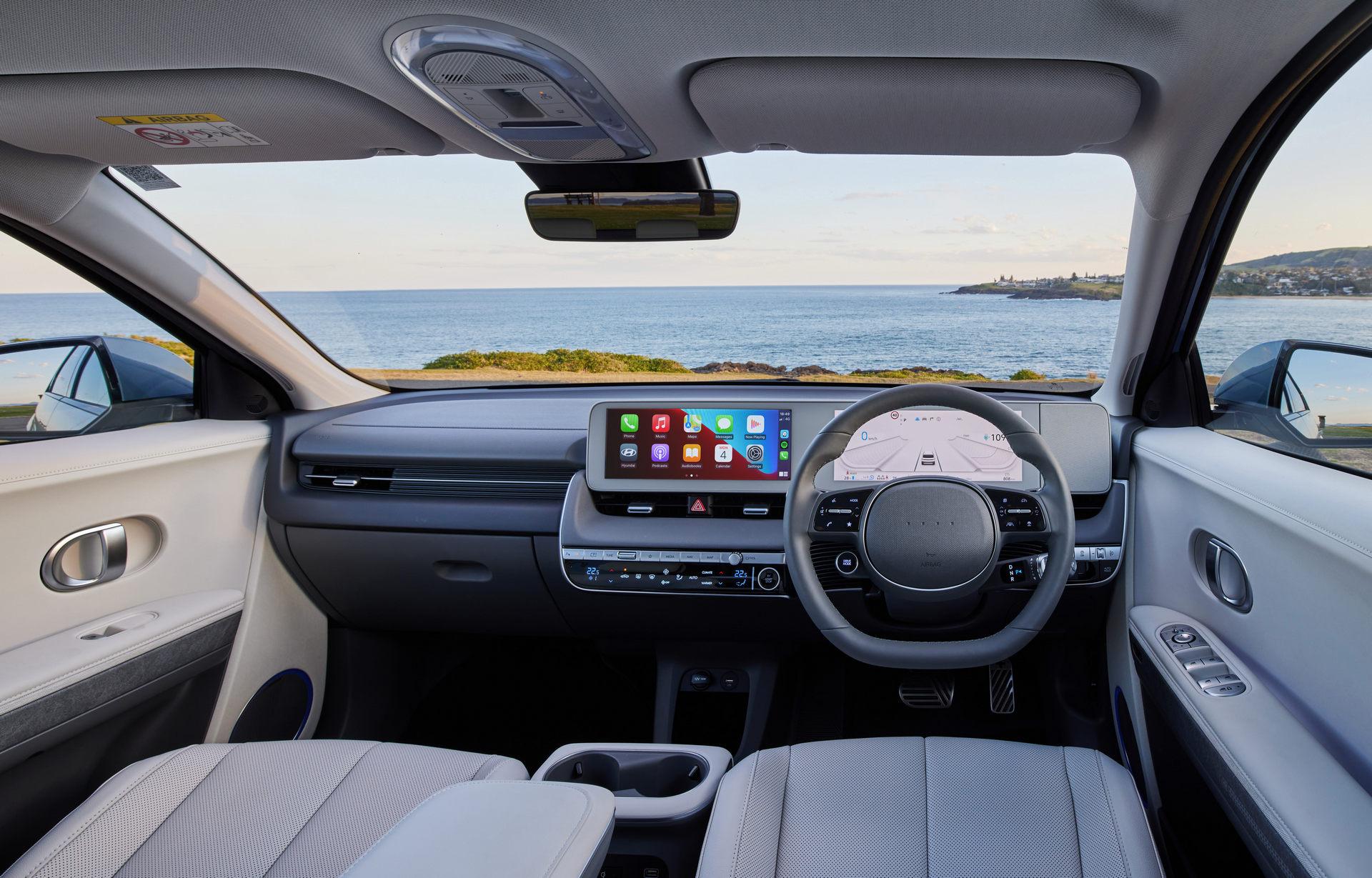 Hyundai Ioniq 5 Australia 65
